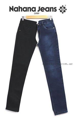 Nahana Jeans invierno 2015