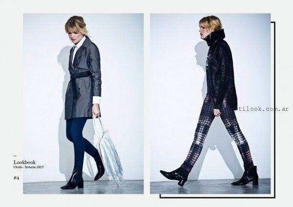 abrigos femeninos invierno 2015 maria vazquez