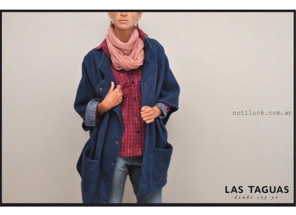 abrigos para mujer otoño invierno 2015 las Taguas