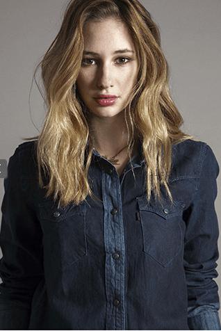camisas demin invierno 2015 levis
