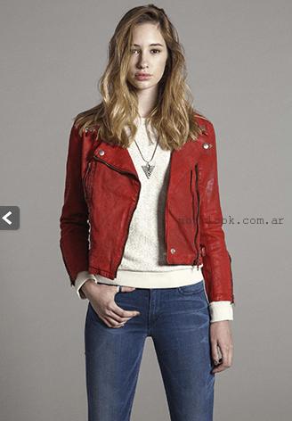 chaquetas para mujer invierno 2015 levis