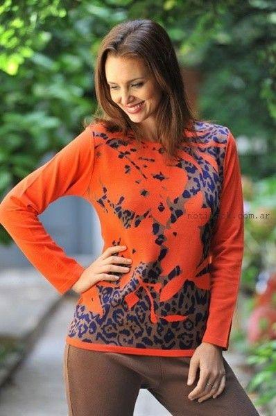 di madani sweater tejidos otoño invierno 2015