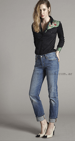 jeans levis mujer invierno 2015