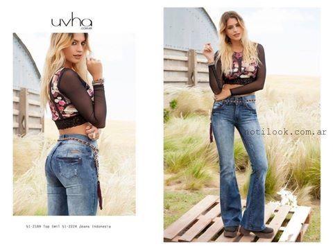 jeans oxford invierno 2015 Uvha