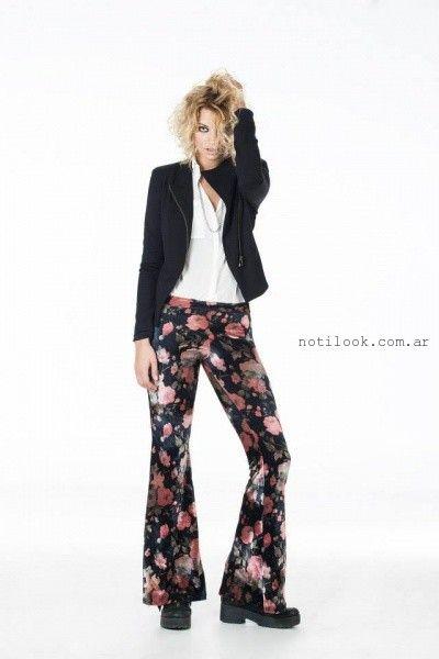 pantalon oxford de vestir Claudia Rubinsztein