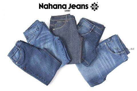 pantalones  Nahana Jeans invierno 2015