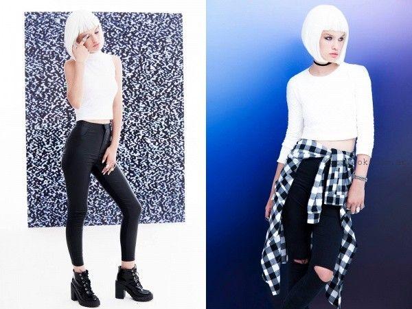 pantalones engomados yosy lovers invierno 2015
