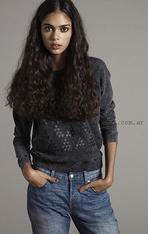 sweater levis mujer invierno 2015