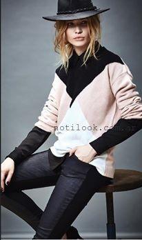 sweater tejido  - Akiabara otoño invierno 2015