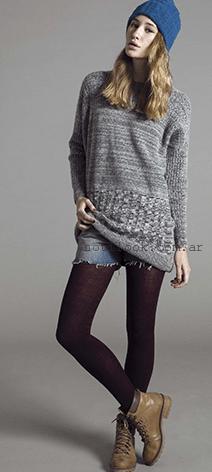 tejidos mujer invierno 2015 levis