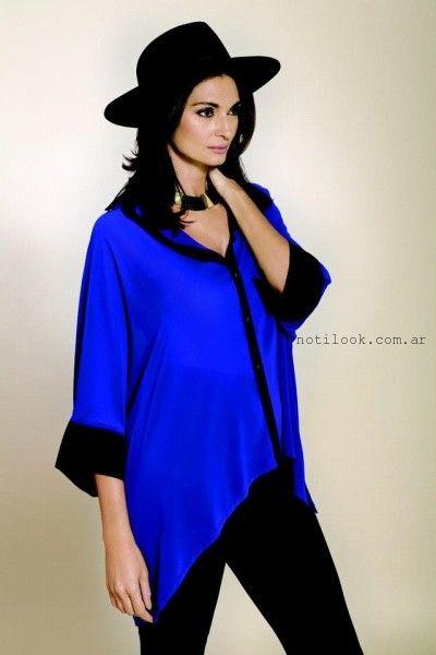 camisola con calzas otoño invierno 2015 - Mamy Blue