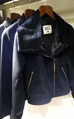 camperas para mujer invierno 2015 kill