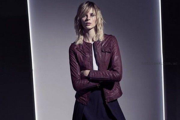camperas simil cuero invienro 2015 doma Leather