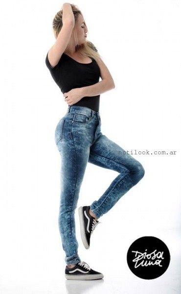 diosa luna jeans invierno 2015