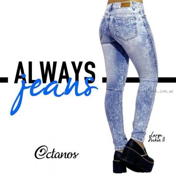 jeans batik invierno 2015 octanos