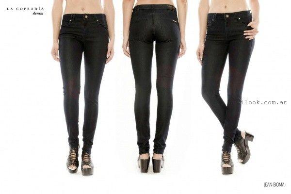 jeans elastizados la cofradia invierno 2015
