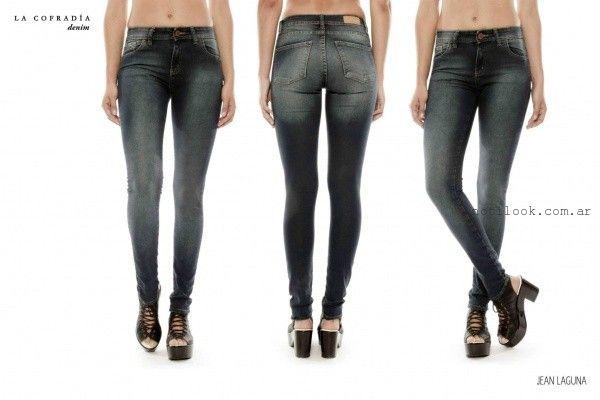 jeans gastados invierno 2015 la cofradia