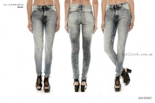 jeans lavados invierno 2015 la cofradia