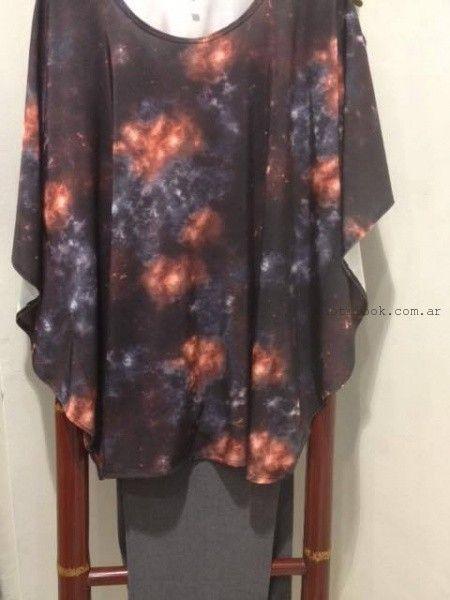 loren blusas talles grandes invierno 2015