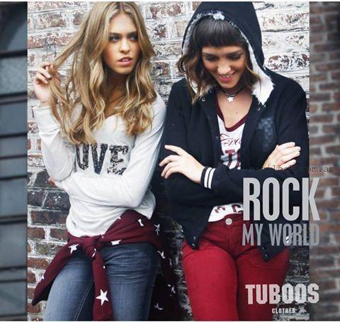 moda urbana para adolescentes Tuboos