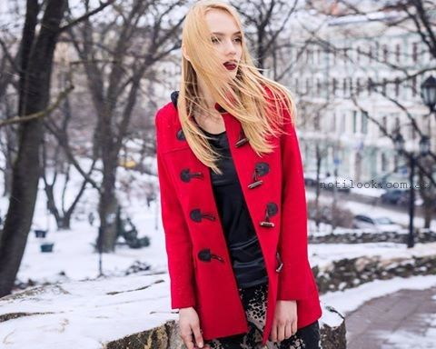 saco rojo invierno 2015 kill