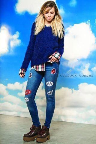 sweater juvenil invierno 2015 47 street