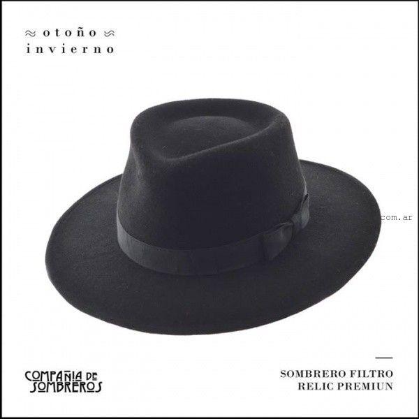 Compañia de Sombreros coleccion invierno 2015