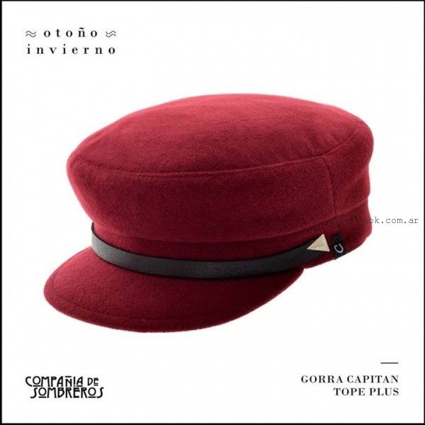 Compañia de Sombreros invierno 2015