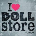 Doll store logo