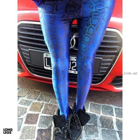 calzas  Log Leg  invierno 2015