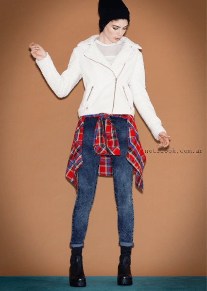 camisas leñadoras invierno 2015 rie arriba