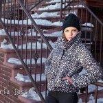 Victoria Jess –  Camperas estampadas invierno 2015