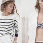 estilo Navy tendencias verano 2016