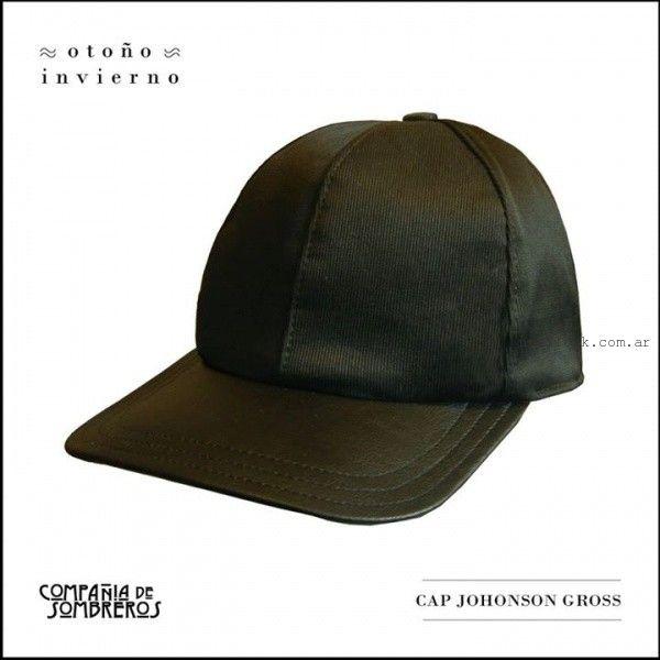 gorras de Compañia de Sombreros invierno 2015
