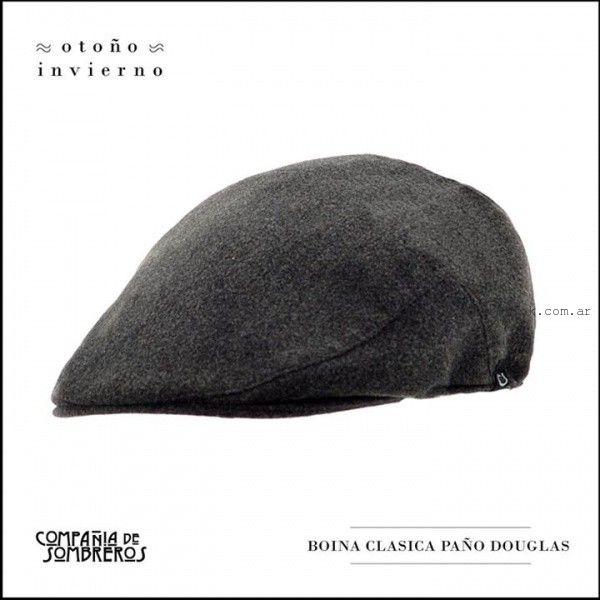 gorras invierno 2015 Compañia de Sombreros