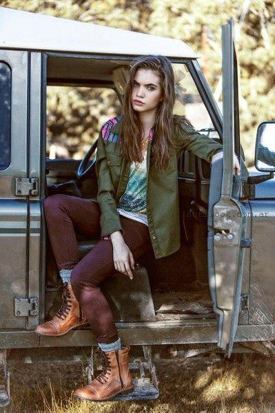 invierno 2015 Tiza Jeans