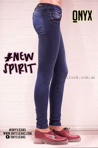jeans elastizado invierno  onyx