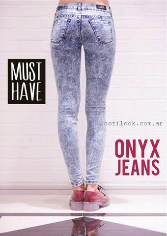 onyx jeans invierno