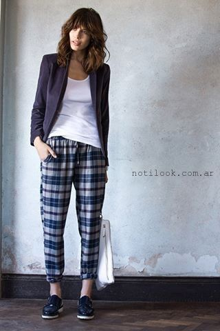 pantalon escoces invierno 2015 system