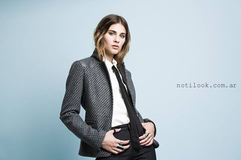 sacos mujer invierno 2015 Sans Doute
