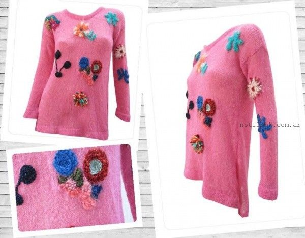 sweater bordado invierno 2015 madastore