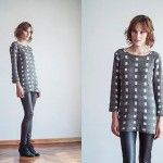 Julia De Jong –  Sweater para mujer invierno 2015