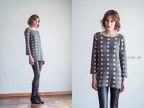 sweater invierno 2015 Julia de Jong