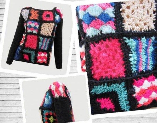 sweater tejidos madastore invierno 2015