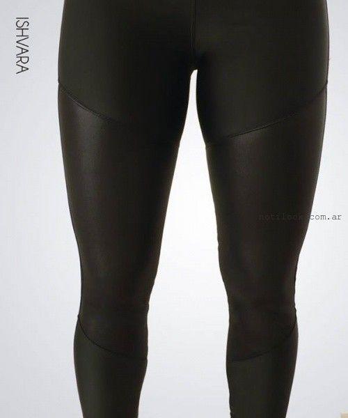 calzas engomadas Ishvara invierno 2015