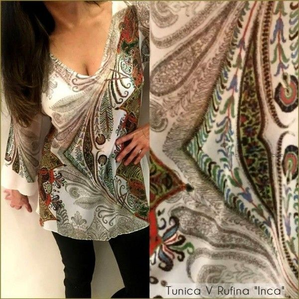 camisolas estampadas verano 2016 - Monica Acher