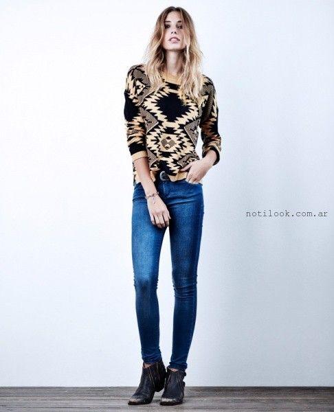 jeans wrangler mujer invierno 2015