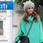 Moda – Ponchos para el invierno 2015