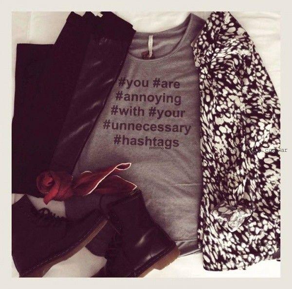 Moda Remeras Con Frases Para El Invierno 2015 Noticias