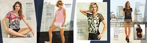 Martina Di Trento catalogo primavera verano 2016
